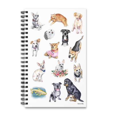 Animal Wisdom Keeper Journal / Planner