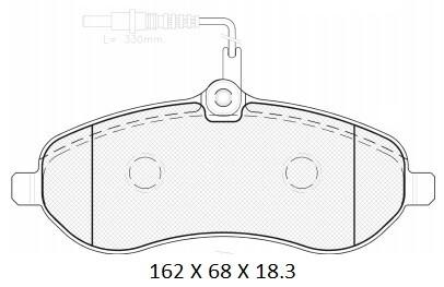 Citroen Jumpy HDi 1.6, 2.0 / Peugeot Expert 1600, 2000 HDI