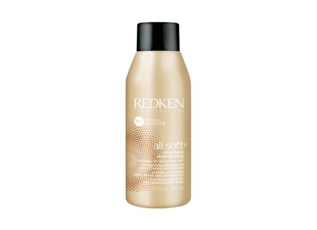 All soft shampoing 50ml