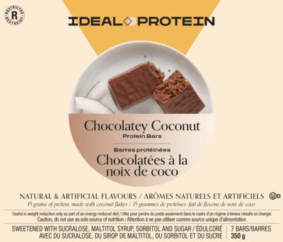 Barres chocolatées à la noix de coco (7)
