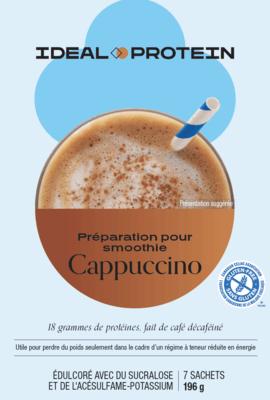 Préparation pour boisson à saveur de cappuccino (7)