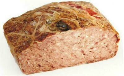 Bocadillo Paté bacon y queso