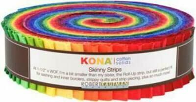 Skinny Strips Kona Solids Classic