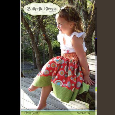 Butterfly Kisses Olivia Skirt