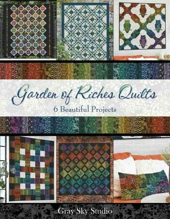 Garden Of Riches Book