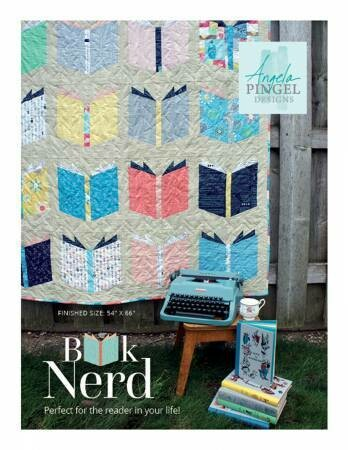 Book Nerds Pattern