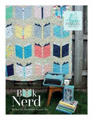 Book Nerds Pattern