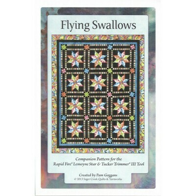 Flying Swallows