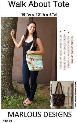 Walk About Tote