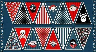 Pirate Flag Panel