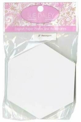 HEX2 2in 100pc Hexagon Papers