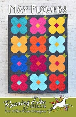 May Flowers Pattern