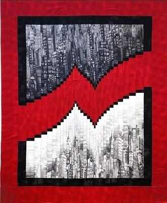 Beginner 2 Fabric Bargello Class - Oct 15th