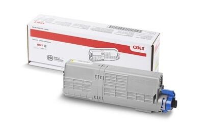 OKI Toner Gelb C532/542/MC563/MC573 1500 Seiten