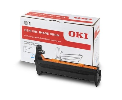 OKI C612 Bildtrommel cyan 30000 Seiten
