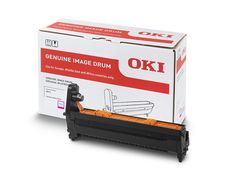 OKI C612 Bildtrommel magenta 30000 Seiten