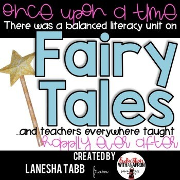 Fairy Tales Printables