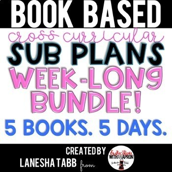 Sub Plans -THE BUNDLE!