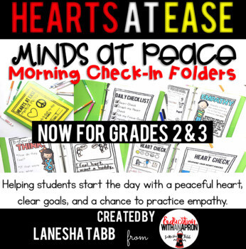 Morning Work Binder for Empathy: Grades 2 & 3