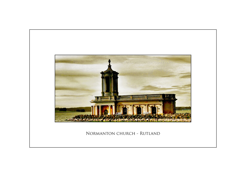 Normanton church - Rutland