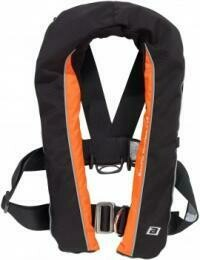 Winner 165 Zip Auto w.Harness Black/Orange