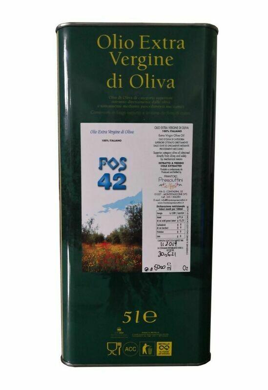 OLIO EVO FOS 42 - 5Lt