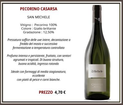 Vino San Michele Pecorino Casarsa