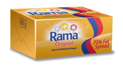 Rama Original Margarine Brick