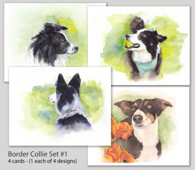 Watercolor Greeting Cards - MABCR Exclusive - Free Shipping!