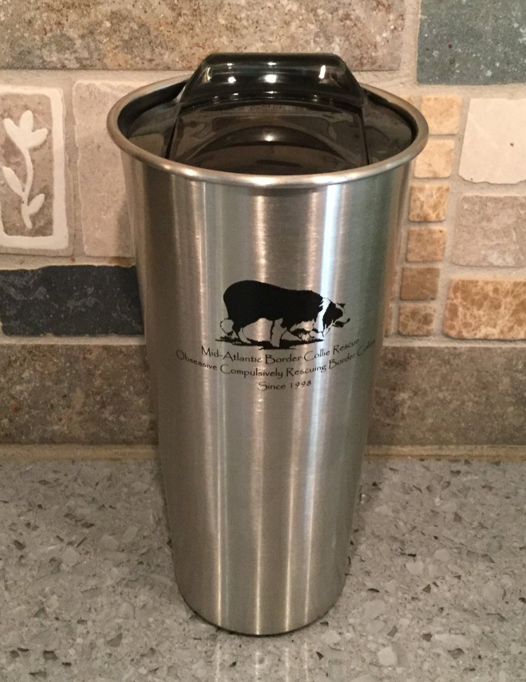 MABCR Stainless Steel Coffee Mug