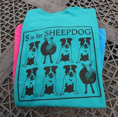 S is for Sheepdog T-Shirt