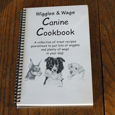 Wiggles & Wags Canine Cookbook