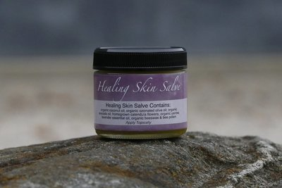 Healing Skin Salve by KOA Cooperative