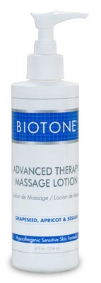 Advanced Therapy Massage Lotion 8 oz
