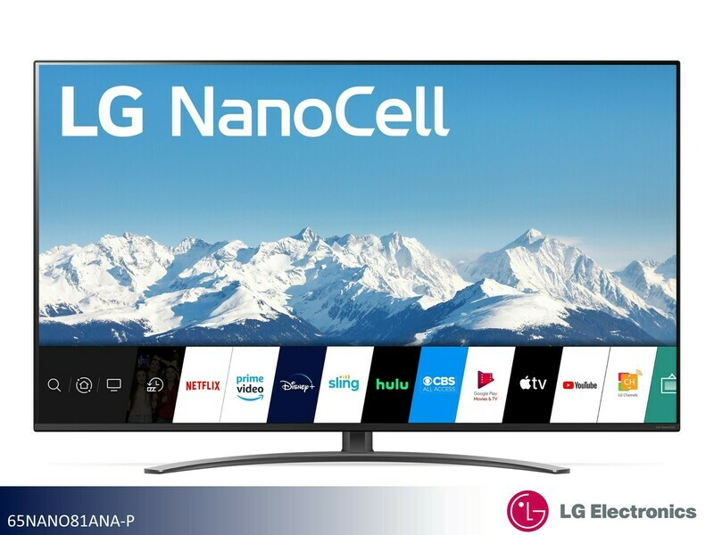 NanoCell TV 60-69