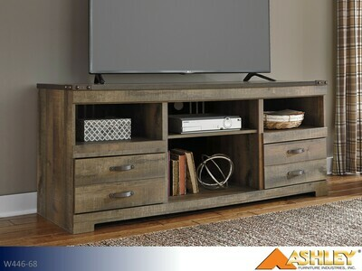 Trinell Brown TV Stand by Ashley