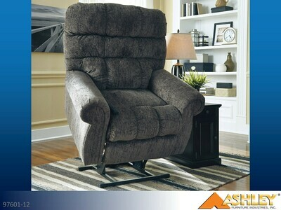 Ernestine Slate Lift Chair by Ashley