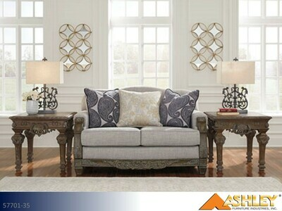 Sylewood Slate Loveseat by Ashley