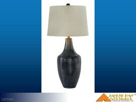 Evania Indigo Lamps by Ashley