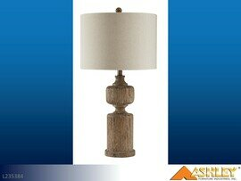 Madelien Brown Lamps by Ashley