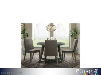 Cross 5 Pc Dining Set by Elements (5 Piece Set)