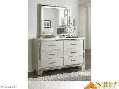 Lonnix Dresser with Mirror by Ashley