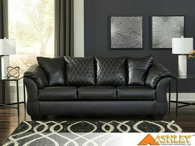 Betrillo Black Stationary Sofa by Ashley