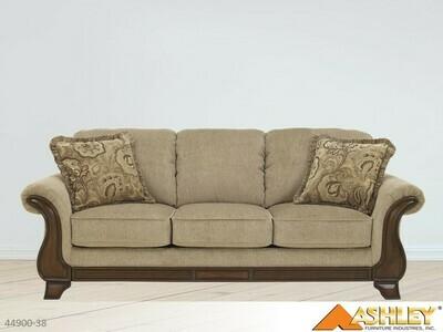 Lanett Barley Stationary Sofa by Ashley