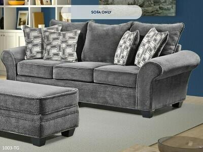 Trinidad Granite Stationary Sofa by Washington