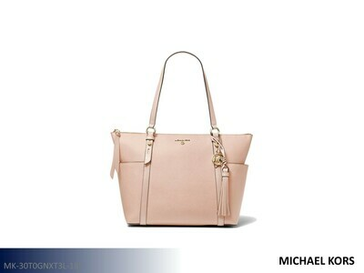 Nomad Soft Pink Handbag by Michael Kors (Tote)