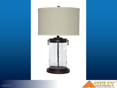 Tailyn Clear-Bronze Lamps by Ashley