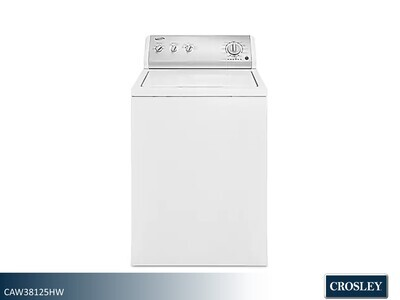 White Top Load Washer by Crosley (3.8 Cu Ft)