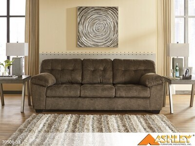 Accrington Earth Stationary Sofa by Ashley