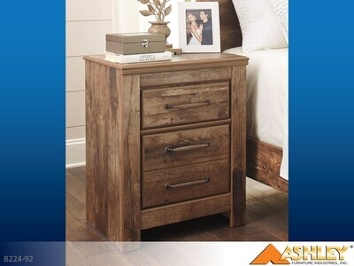 Blaneville Brown Nightstand by Ashley